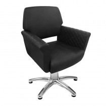 Lotus Floyd Styling Chair Black With Star Base