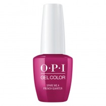 OPI Gel Color Spare Me A French Quarter 15ml