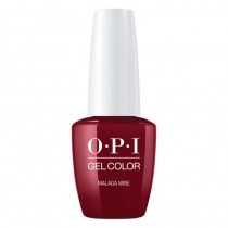 OPI Gel Color Malaga Wine 15ml