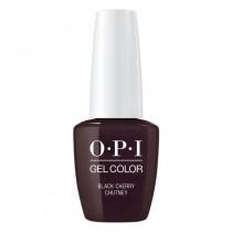 OPI Gel Color Black Cherry Chutney 15ml