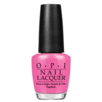 OPI Nail Lacquer Strawberry Margarita 15ml