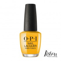 OPI Nail Lacquer Sun Sea and Sand in My Pants Lisbon Collection 15ml
