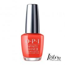 OPI Infinite Shine A Redvival City Lisbon Collection 15ml