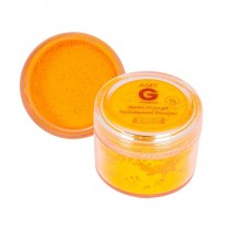 Amy G Neon Orange Fluorescent Powder 5g by The Edge