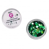 Amy G Nail Art Sequins 0.5g by The Edge