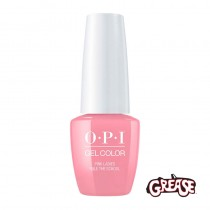 OPI GelColor Pink Ladies Rule the School Grease Collection 15ml