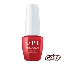 OPI GelColor Tell Me About It Stud Grease Collection 15ml