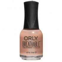 Orly Breathable Inner Glow Treatment + Color Polish 18ml Nudes Collection
