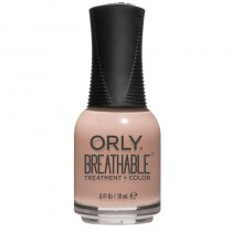 Orly Breathable You Go Girl Treatment + Color Polish 18ml Nudes Collection