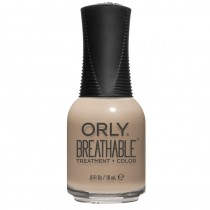 Orly Breathable Bare Necessity Treatment + Color Polish 18ml Nudes Collection