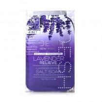 Voesh Pedi In A Box Deluxe 4 Step Lavender Relieve
