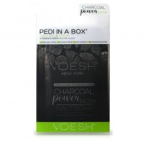 Voesh Pedi In A Box 4 Step Charcoal