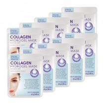 Skin Republic Hydrogel Collagen Face Mask Sheet Pack of 10