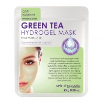 Skin Republic Hydrogel Green Tea Hydrogel Face Mask Sheet 25g
