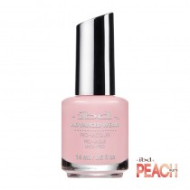 ibd Advanced Wear Polish Baked to Perfection 14ml Peach Palette Collection