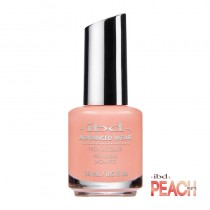 ibd Advanced Wear Polish Pinkies N Cream 14ml Peach Palette Collection