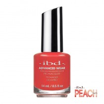 ibd Advanced Wear Polish Peach Better Have My Dollar 14ml Peach Palette Collection