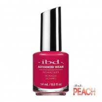 ibd Advanced Wear Polish Concealed With a Kiss 14ml Peach Palette Collection