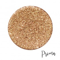 Prima Makeup Pressed Glitter Copper Kettle