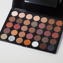 Prima Makeup Shade and Sparkle Bronzed Babe Palette