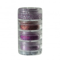 Prima Makeup Stacker Lips Including Brush Sparkly Smoochers