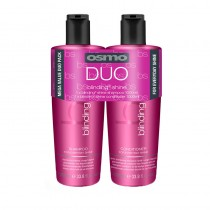 Osmo Blinding Shine Shampoo + Conditioner Duo Pack 2 x 1 Litre