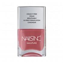 Nails Inc Personal Shopper Fashion Fix Collection Nail Pure Nail Polish 14ml
