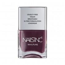 Nails Inc Fashion Therapy Fashion Fix Collection Nail Pure Nail Polish 14ml