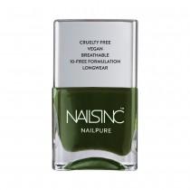 Nails Inc Want Not Need Fashion Fix Collection Nail Pure Nail Polish 14ml