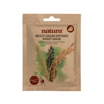 BeautyPro Natura MULTIGRAIN INFUSED sheet mask 25ml