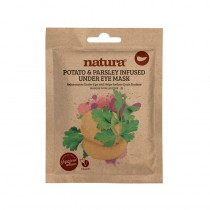 BeautyPro Natura POTATO & PARSLEY INFUSED under eye mask 25ml