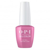OPI Gel Color Suzi Will Quechua Later 15ml Peru Collection