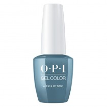 OPI Gel Color Alpaca My Bags 15ml Peru Collection