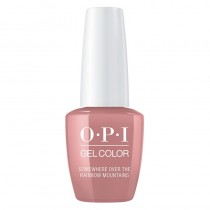 OPI Gel Color Somewhere Over The Rainbow Mountains 15ml Peru Collection