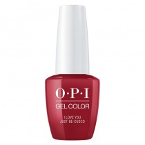 OPI Gel Color I Love you Just Be Cusco 15ml Peru Collection