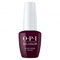 OPI Gel Color Yes My Condor Can Do 15ml Peru Collection
