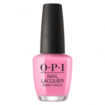 OPI Nail Lacquer Lima Tell You About This Color 15ml Peru Collection