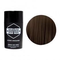 Bravado Dark Brown Hair Fibres 14g
