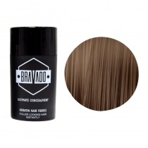 Bravado Medium Brown Hair Fibres 14g