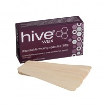 Hive Disposable Leg Spatula x 100