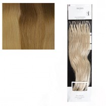 Balmain Prebonded Fill-in Extensions Human Hair 40cm 50pcs 9G.10 Ombre