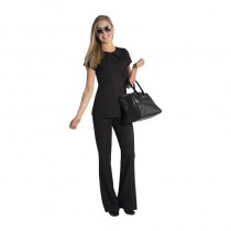 Ancona Tunic Black Size 8 by Florence Roby