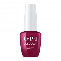 OPI Gel Color Miami Beet 15ml