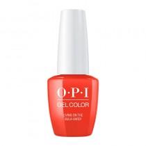 OPI Gel Color Living On the Bula-vard! 15ml