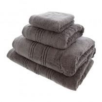 Opulence Luxury Slate Hand Towel 50 x 90cm