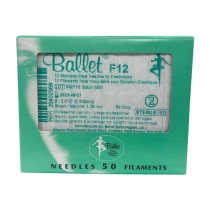 Ballet Stainless Steel Skin Tag Probe F12 012 (x50)