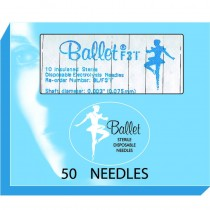 Ballet Insulated Needles K4 004 (x50)