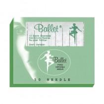 Ballet Stainless Steel Needles K2 002 (x50)