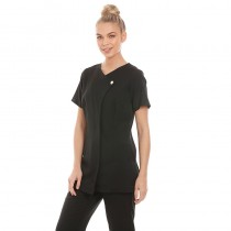 Chelsea Tunic Black Size 22 by Gear