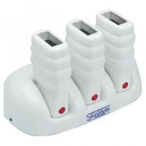 SkinMate Trio Cartridge Roller Wax Heater